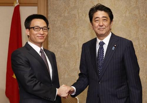 Nhật Bản ủng hộ Việt Nam, cứng rắn với Trung Quốc ảnh 1