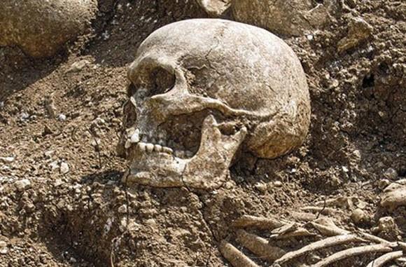 Những bí ẩn chôn trong cổ mộ ảnh 8