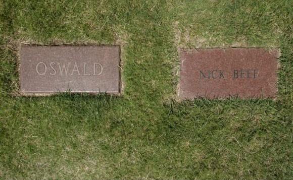 Những bí ẩn chôn trong cổ mộ ảnh 4
