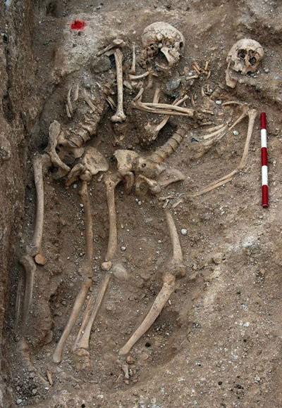 Những bí ẩn chôn trong cổ mộ ảnh 10
