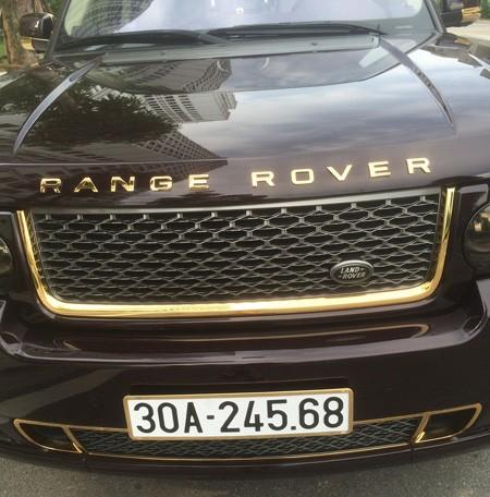 Đại gia sở hữu đôi siêu xe mạ vàng 24K ảnh 4