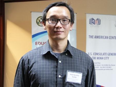Giáo sư Ngô Bảo Châu cùng cộng sự đối thoại giáo dục ảnh 9