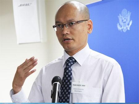 Giáo sư Ngô Bảo Châu cùng cộng sự đối thoại giáo dục ảnh 7