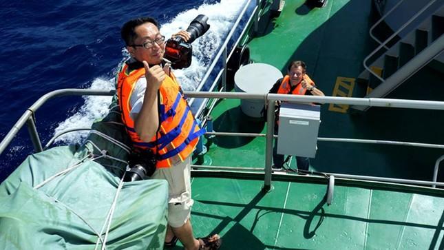Ông bảo vệ người Nhật yêu biển Việt Nam ảnh 2