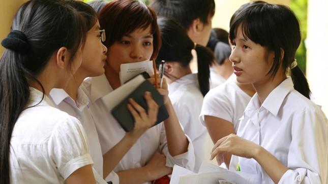 GS Ngô Bảo Châu: Nên giữ thi đại học, bỏ thi tốt nghiệp ảnh 1