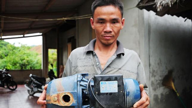 Gian lận, thay hơn 100 máy bơm nước của dân nghèo ảnh 2