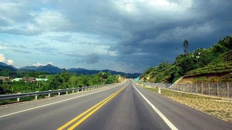 Tuyến cao tốc dài nhất Việt Nam trước giờ thông xe ảnh 11