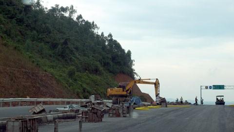 Tuyến cao tốc dài nhất Việt Nam trước giờ thông xe ảnh 2