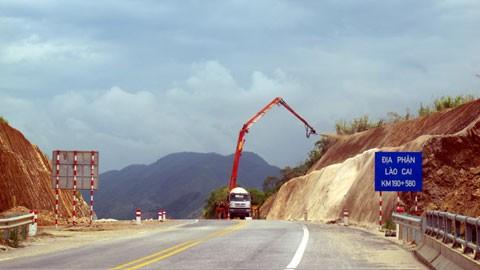 Tuyến cao tốc dài nhất Việt Nam trước giờ thông xe ảnh 4