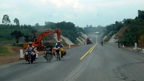Tuyến cao tốc dài nhất Việt Nam trước giờ thông xe ảnh 7