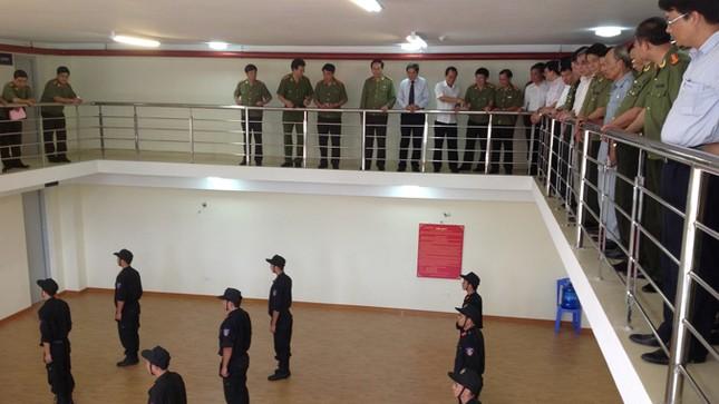 Khánh thành trụ sở của Trung đoàn Cảnh sát cơ động Hà Nội ảnh 5