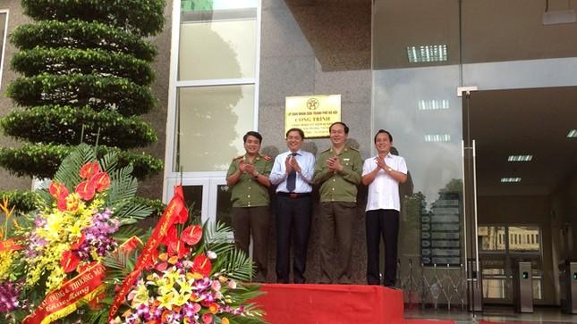 Khánh thành trụ sở của Trung đoàn Cảnh sát cơ động Hà Nội ảnh 3