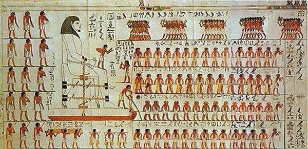 Các giả thuyết về cách xây dựng kim tự tháp thời Ai Cập cổ đại ảnh 4