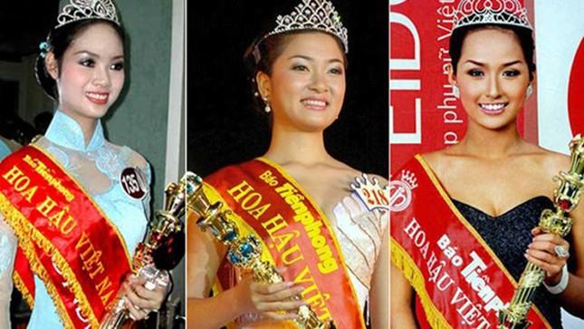 Cuộc thi Hoa hậu Việt Nam có vị thế đặc biệt ảnh 1