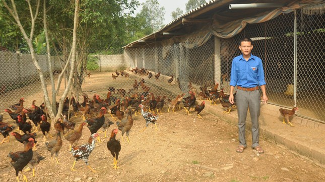 Những tỷ phú nông dân trẻ ảnh 1