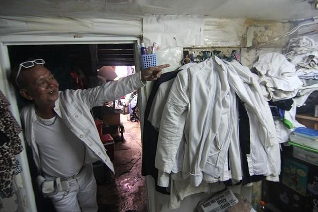 Cuộc sống đầy màu trắng của 'Bạch công tử Sài Gòn' ảnh 18