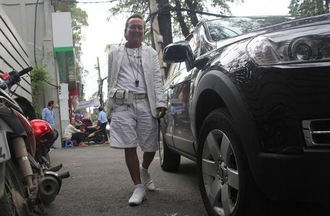 Cuộc sống đầy màu trắng của 'Bạch công tử Sài Gòn' ảnh 19
