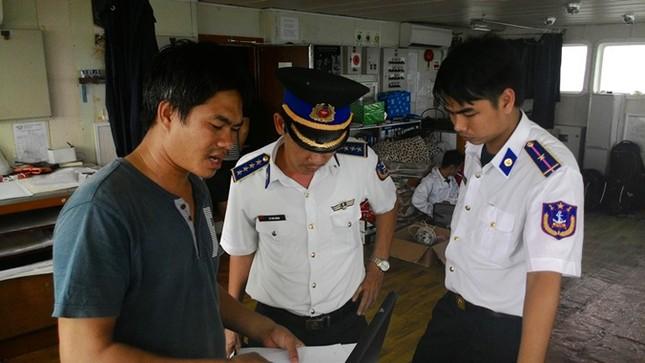 Điều tra làm rõ tàu Sunrise 689 bị cướp ảnh 1