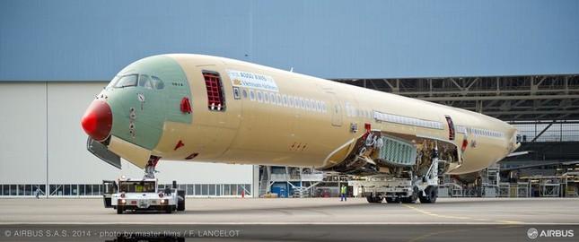 Việt Nam sắp nhận máy bay hiện đại nhất thế giới ảnh 1