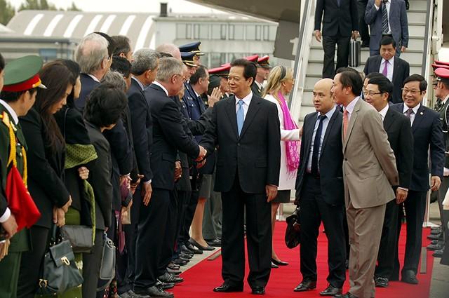 Bỉ ủng hộ Việt Nam ký Hiệp định thương mại tự do với EU ảnh 1