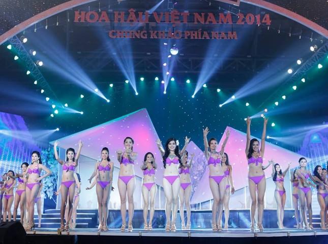 Thí sinh Hoa hậu phía Nam quyến rũ trong phần thi áo tắm ảnh 15