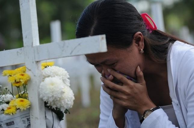 Philippines tưởng niệm 1 năm sau thảm họa bão Haiyan ảnh 4