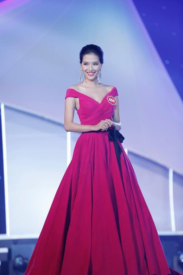 Thí sinh Hoa hậu phía Nam lộng lẫy trong trang phục dạ hội ảnh 10