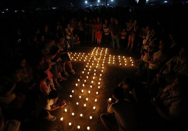 Philippines tưởng niệm 1 năm sau thảm họa bão Haiyan ảnh 8