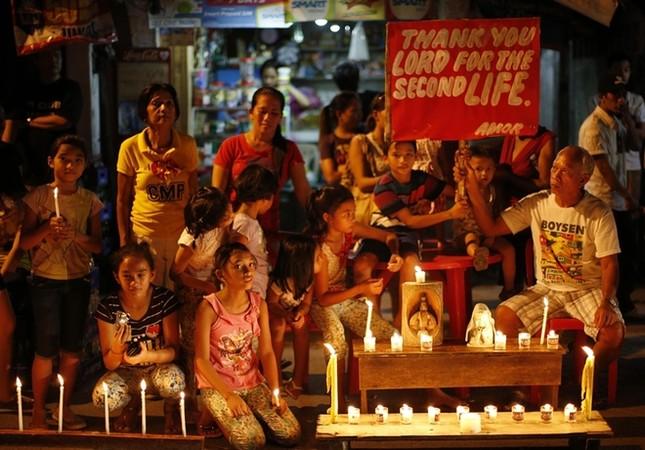 Philippines tưởng niệm 1 năm sau thảm họa bão Haiyan ảnh 9