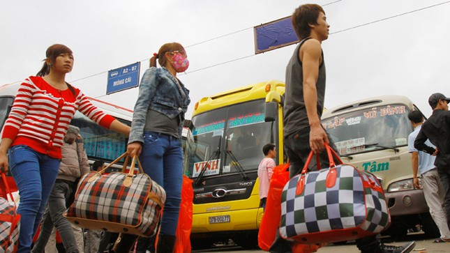 Chi phí đi lại của người Việt: Cao nhất thế giới ảnh 1