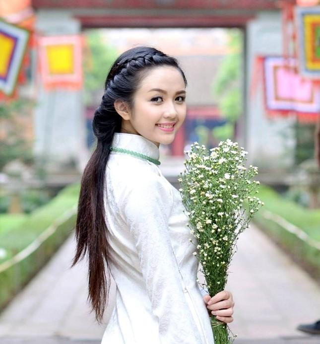 Nhan sắc nữ sinh đẹp nhất xứ Tuyên ảnh 2