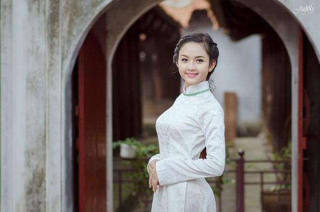 Nhan sắc nữ sinh đẹp nhất xứ Tuyên ảnh 3