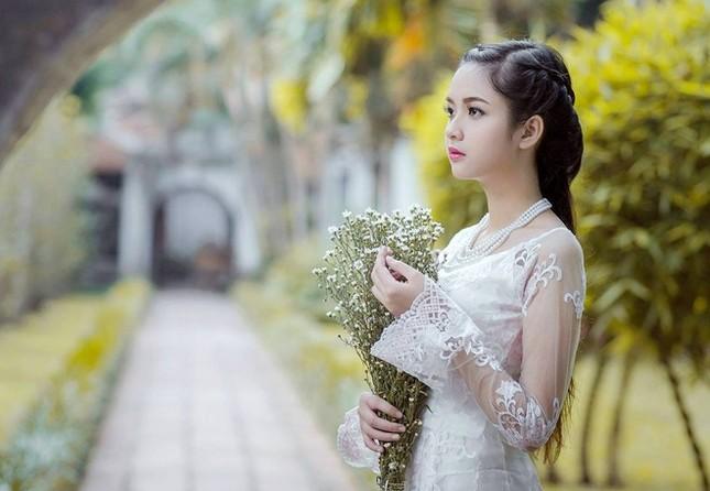 Nhan sắc nữ sinh đẹp nhất xứ Tuyên ảnh 4