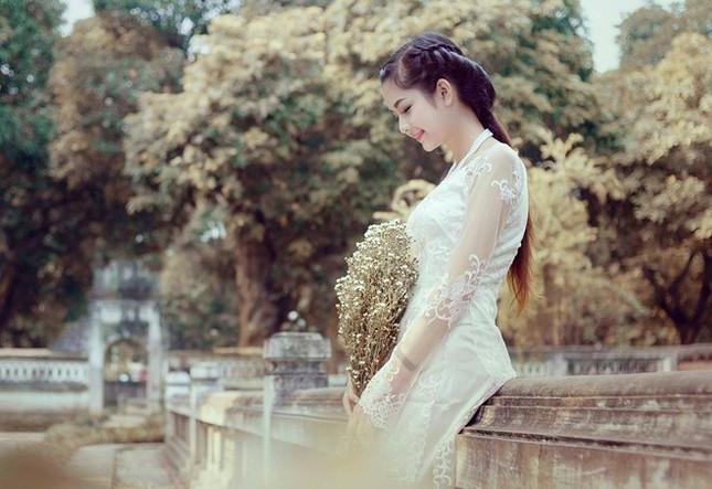 Nhan sắc nữ sinh đẹp nhất xứ Tuyên ảnh 5