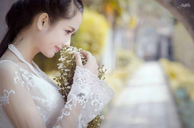 Nhan sắc nữ sinh đẹp nhất xứ Tuyên ảnh 6