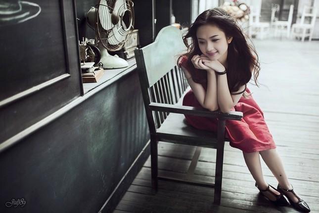 Nhan sắc nữ sinh đẹp nhất xứ Tuyên ảnh 7