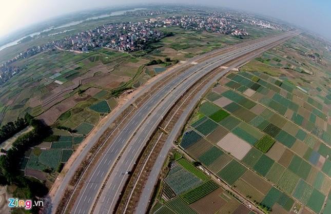 [ẢNH] Cầu Nhật Tân, đường Võ Nguyên Giáp trước ngày thông xe ảnh 16