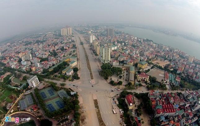 [ẢNH] Cầu Nhật Tân, đường Võ Nguyên Giáp trước ngày thông xe ảnh 1