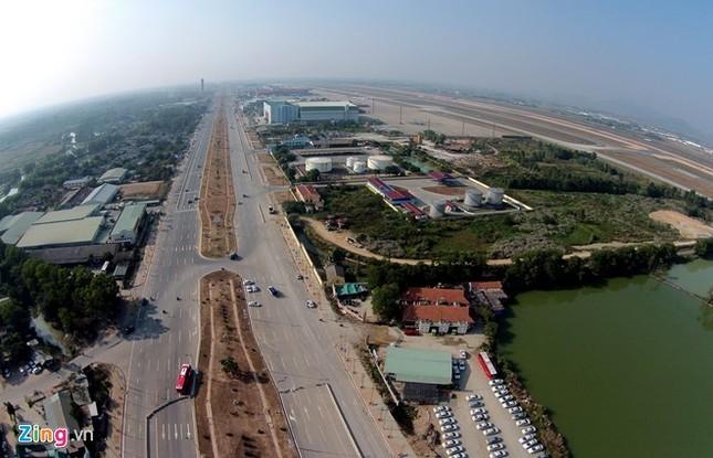 [ẢNH] Cầu Nhật Tân, đường Võ Nguyên Giáp trước ngày thông xe ảnh 23