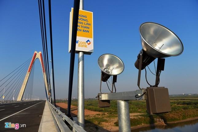 [ẢNH] Cầu Nhật Tân, đường Võ Nguyên Giáp trước ngày thông xe ảnh 9