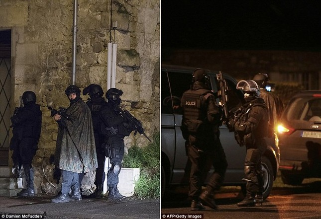 Theo chân đặc nhiệm truy lùng nghi phạm thảm sát Paris ảnh 1