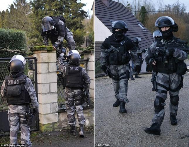 Theo chân đặc nhiệm truy lùng nghi phạm thảm sát Paris ảnh 5