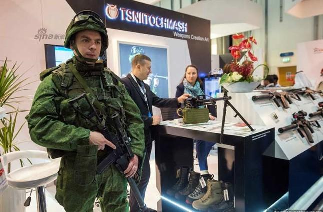 Chiêm ngưỡng vũ khí tối tân Nga chào bán tại UAE ảnh 10
