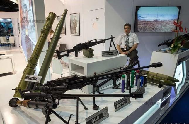 Chiêm ngưỡng vũ khí tối tân Nga chào bán tại UAE ảnh 11