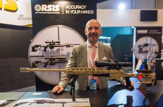 Chiêm ngưỡng vũ khí tối tân Nga chào bán tại UAE ảnh 12