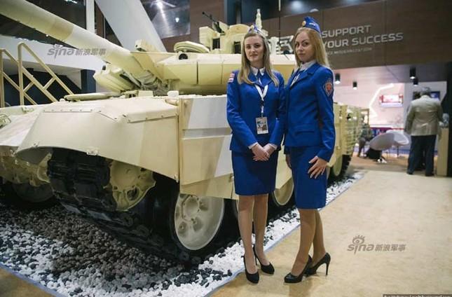 Chiêm ngưỡng vũ khí tối tân Nga chào bán tại UAE ảnh 13