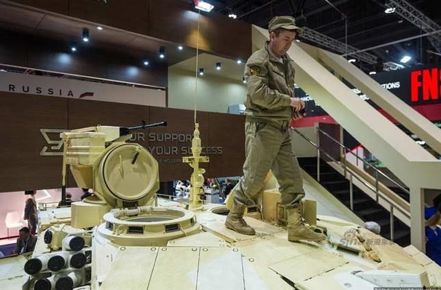 Chiêm ngưỡng vũ khí tối tân Nga chào bán tại UAE ảnh 14