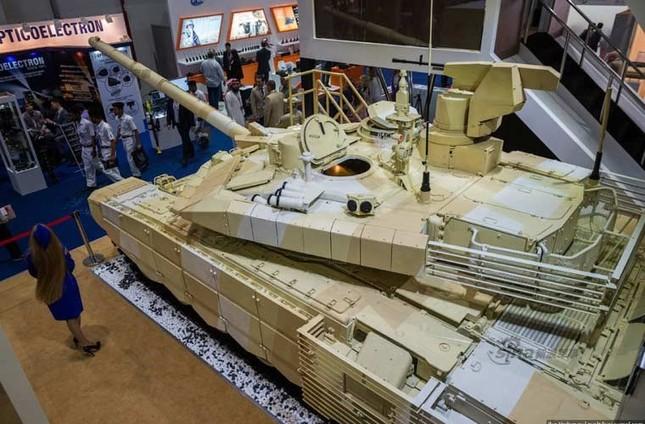 Chiêm ngưỡng vũ khí tối tân Nga chào bán tại UAE ảnh 1