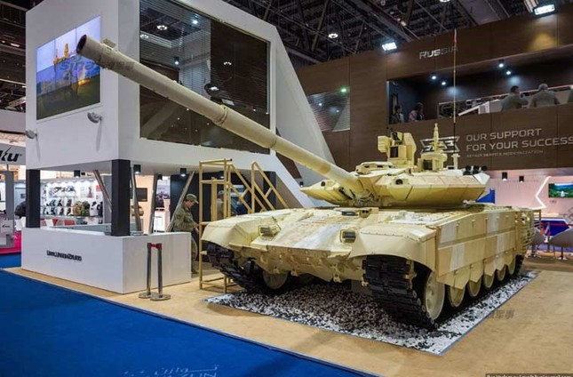 Chiêm ngưỡng vũ khí tối tân Nga chào bán tại UAE ảnh 2
