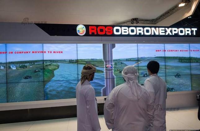 Chiêm ngưỡng vũ khí tối tân Nga chào bán tại UAE ảnh 3